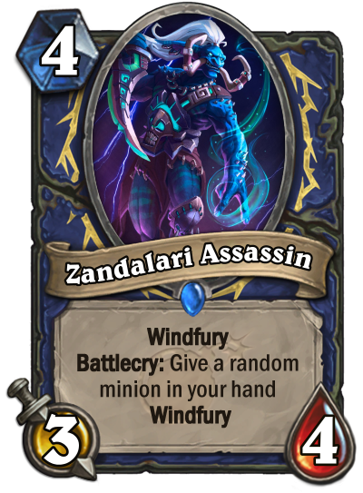 Zandalari Assassin