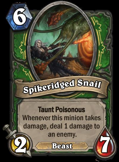Spikedridge Snail