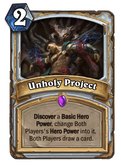 Unholy Project