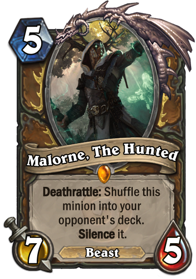 Malorne, the Hunted