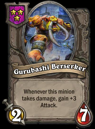 Minion: Gurubashi Berserker