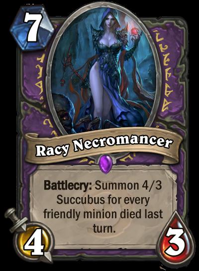 Racy Necromancer