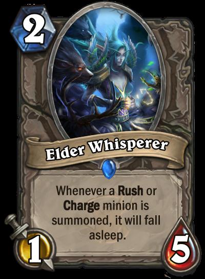 Elder Whisperer